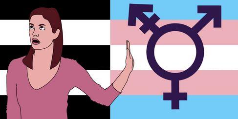 The Feminist-Trans Activist Clash